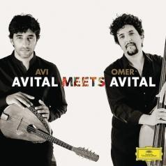 Avi Avital (Эви Эвиталь): Avital Meets Avital