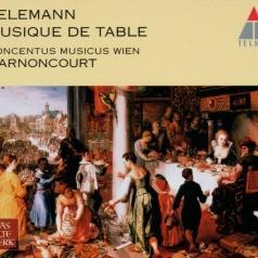Nikolaus Harnoncourt (Николаус Арнонкур): Tafelmusik