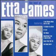 Etta James (Этта Джеймс ): The Best Of