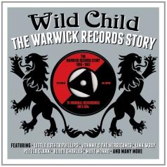 Wild Child. The Warwick Records Story 1959-1962