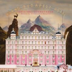The Grand Budapest Hotel (Alexandre Desplat)