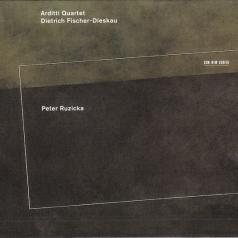 Arditti Quartet (Квартет Ардитти): Ruzicka Peter: String Quartets