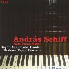 Andras Schiff (Андраш Шифф): Andras Schiff - Solo Piano Music