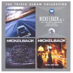 Nickelback (Никельбэк): The Triple Album Collection Vol. 2