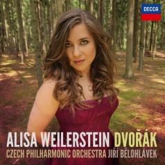 Alisa Weilerstein (Алиса Вайлерштайн): Dvorak Cello Concerto