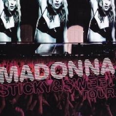 Madonna (Мадонна): Sticky & Sweet Tour