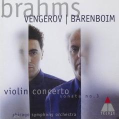 Johannes Brahms (Иоганнес Брамс): Violin Concerto & Violin Sonata No.3
