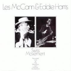 Les McCann (Лес МакКанн): Swiss Movement