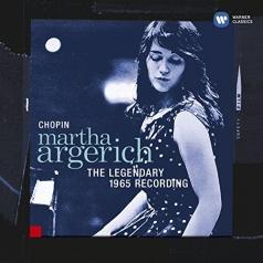 Martha Argerich (Марта Аргерих): Klavierrecital (Unissued)