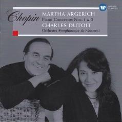 Charles Dutoit (Шарль Дютуа): Klavierkonzert Nr. 1+2
