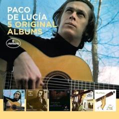 Paco De Lucia (Пако де Лусия): Original Albums
