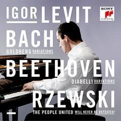 Igor Levit (Игорь Левит): Igor Levit Plays Bach, Beethoven, Rzewski