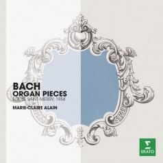 Marie-Claire Alain (Мари Клер Ален): Organ Pieces