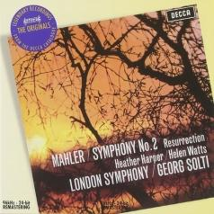 Georg Solti: Mahler: Symph.2