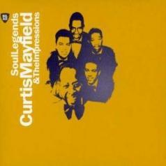 Curtis Mayfield (Кёртис Мэйфилд): Soul Legends