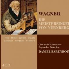 Daniel Barenboim (Даниэль Баренбойм): Die Meistersinger Von Nurnberg