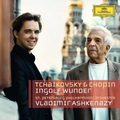 Ingolf Wunder (Ингольф Вундер): Tchaikovsky & Chopin Piano Concertos