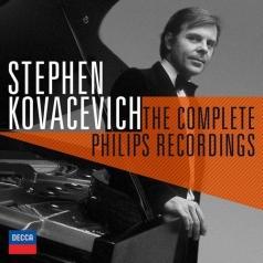 Stephen Kovacevich (Стивен Ковачевич): Complete Philips Recordings