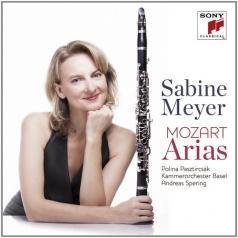 Sabine Meyer (СабинаМайер): Mozart Arias