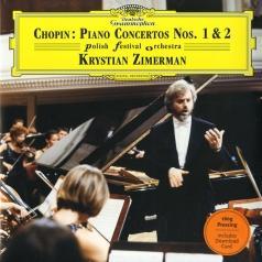 Krystian Zimerman (Кристиан Цимерман): Chopin: Piano Concertos Nos. 1 & 2