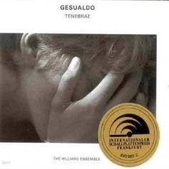 Gesualdo (Джезуальдо да Веноза): Tenebrae