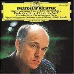 Sviatoslav Richter (Святослав Рихтер): Rachmaninov / Prokofiev: Piano Concertos
