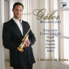 Gabor Boldoczki (Габор Больдоцки): Italian Concertos