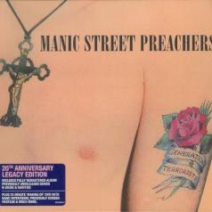 Manic Street Preachers (Манис стрит): Generation Terrorists