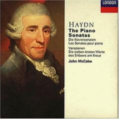 John McCabe (Джон МакКейб): Haydn: Piano Sonatas