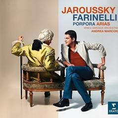 Philippe Jaroussky (Филипп Жарусски): Arias For Farinelli