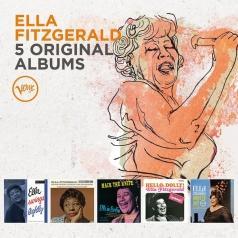 Ella Fitzgerald (Элла Фицджеральд): 5 Original Albums: Verve