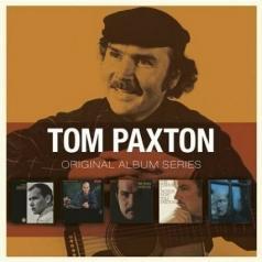Tom Paxton (Том Пакстон): Original Album Series