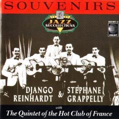 Django Reinhardt (Джанго Рейнхардт): Souvenirs