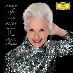 Anne Sofie Von Otter (Анне Софи фон Оттер): 10 Classic Albums