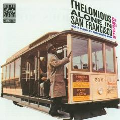 Thelonious Monk (Телониус Монк): Thelonious Alone In San Francisco