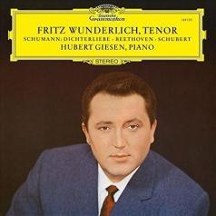 Fritz Wunderlich (Фриц Вундерлих): Schumann/ Beethoven/ Schubert