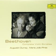 Augustin Dumay (Аугустин Думай): Beethoven: Complete Violin Sonatas