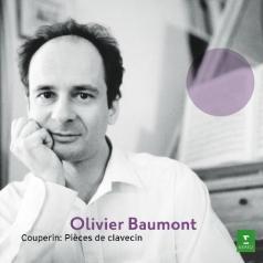 Olivier Baumont (Оливер Баумонт): A La Francaise - 4 Harpsichord Suites & Clavichord Pieces