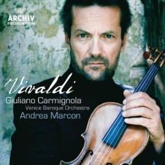 Giuliano Carmignola (ДжулианоКарминьола): Vivaldi: Concerti