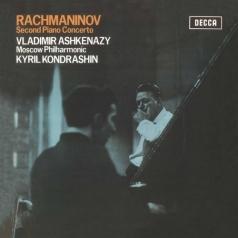 Vladimir Ashkenazy (Владимир Ашкенази): Rachmaninov: Piano Concerto No.2