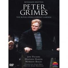 The Royal Opera Covent Garden (Королевский театр Ковент-Гарден): Peter Grimes