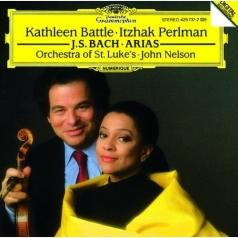 Kathleen Battle (Кэтлин Бэттл): Bach: Arias For Soprano And Violin
