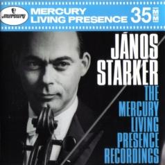 Janos Starker (Янош Старкер): The Mercury Recordings