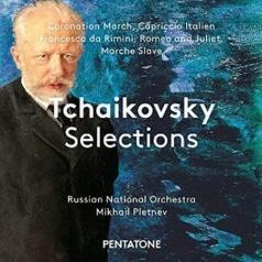 Михаил Плетнёв: Tchaikovsky Selections
