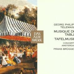 Frans Bruggen: Tafelmusik Complete