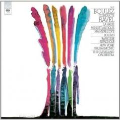 Pierre Boulez (Пьер Булез): Bolero; La Valse; Rhapsodie Espagnol