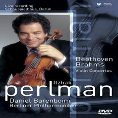 Itzhak Perlman (Ицхак Перлман): Violin Concertos
