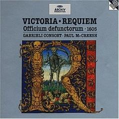 Paul McCreesh: Victoria: Requiem