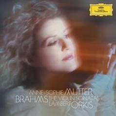 Anne-Sophie Mutter (Анне-Софи Муттер): Brahms: Violin Sonatas