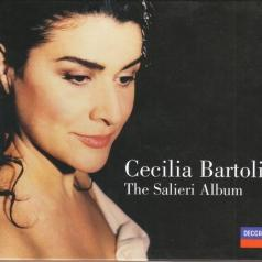 Cecilia Bartoli (Чечилия Бартоли): The Salieri Album